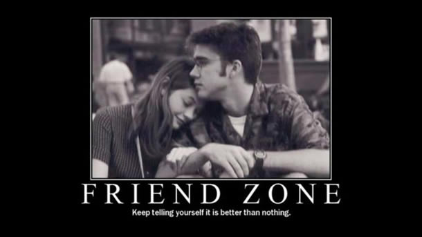 Busting Out Of The Friend Zone